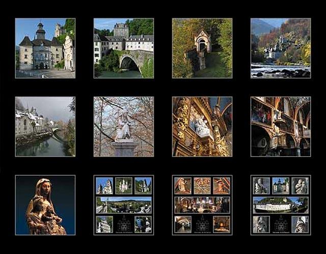 Sanctuaire de Bétharram - Photographies stockli