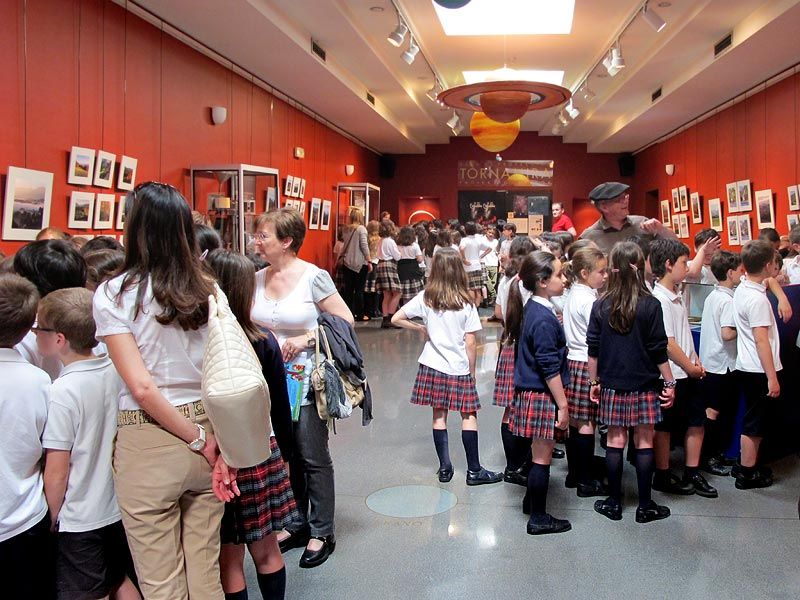 Exposition Stockli à Pamplona